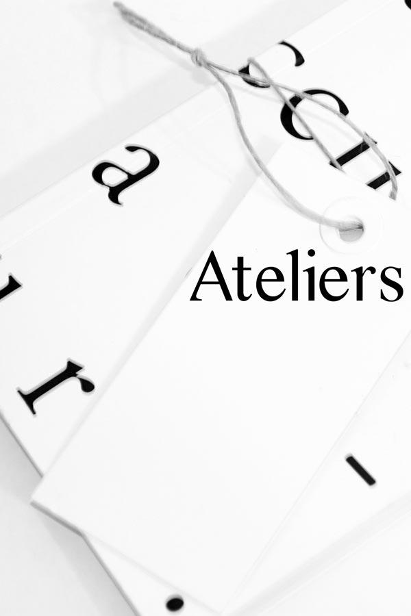 Ateliers interior design philosophy for Innendekoration bern