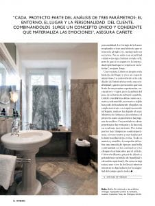 "Magazine ""Interiores"" N°199 - Avril 2017 - Parte 86"