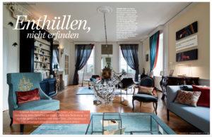 magazine Schöner Wohnen page 1