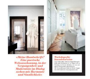 magazine Schöner Wohnen page 4