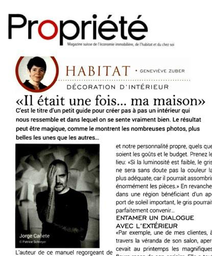 Magazine Propriété