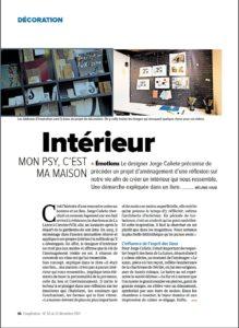 """Le magazine suisse présente le livre """"Il était une fois… ma maison"""" - Page 1"""