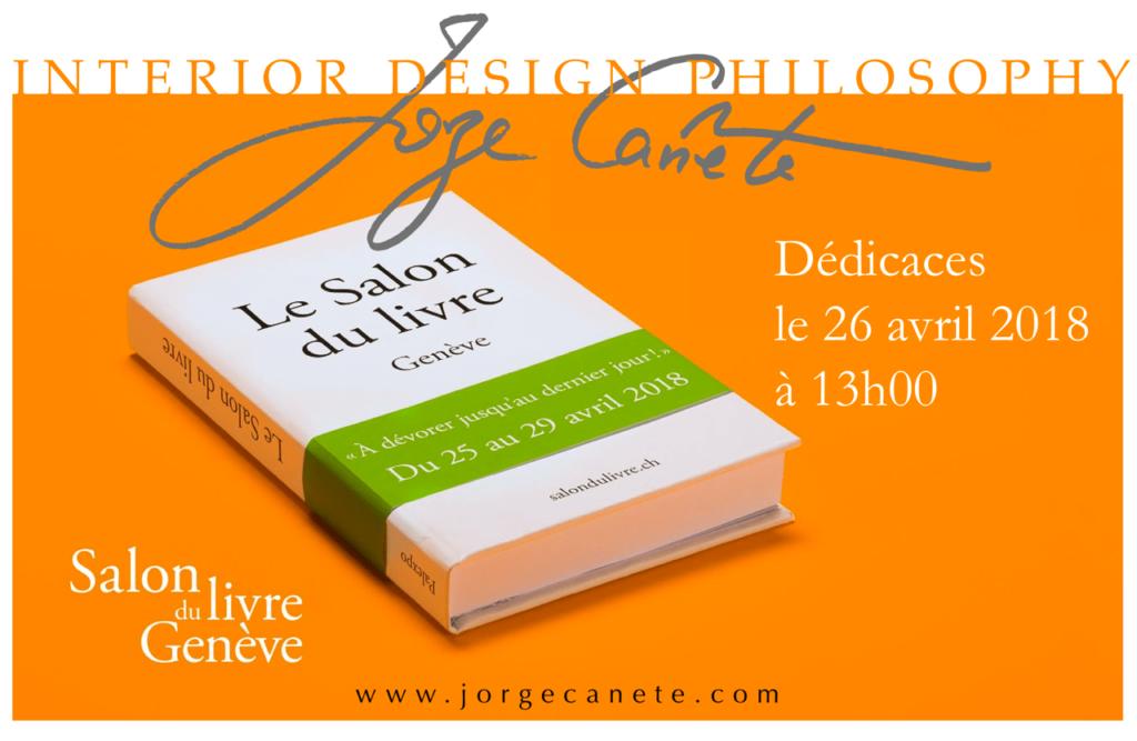 Dédicaces au Salon du Livre à Genève !