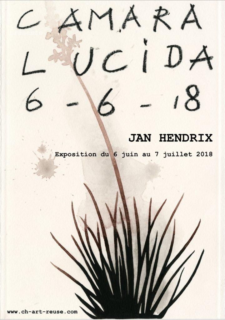 Exposition Jan Hendrix à la ChARTreuse