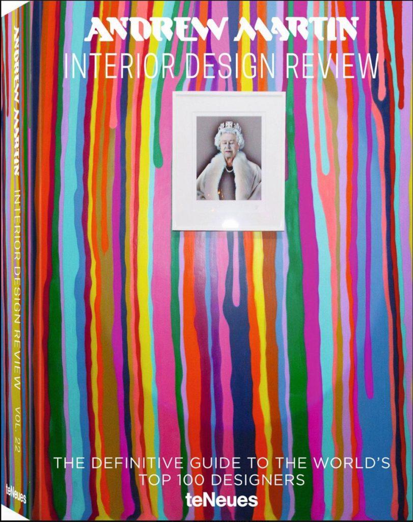 Couverture du livre Interior Design Review - the Definite Guide to the world's top 100 designers