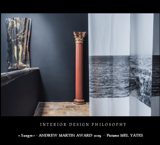 Latest Interior Design project : Sangre
