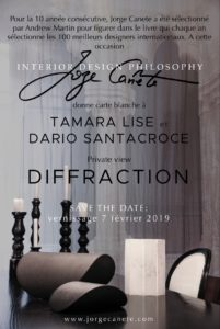 Private view - Diffraction
