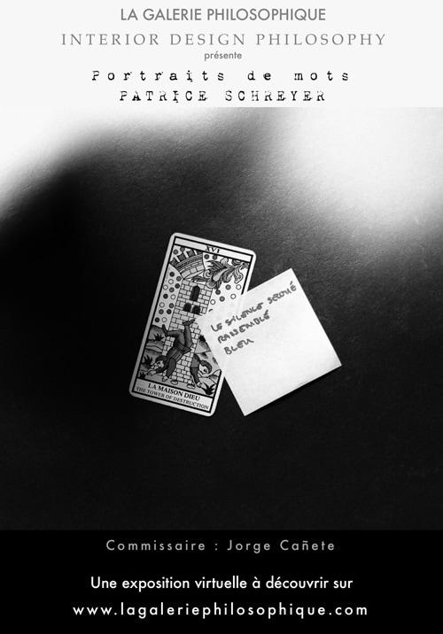 Exposition virtuelle - Patrice Schreyer et ses mots