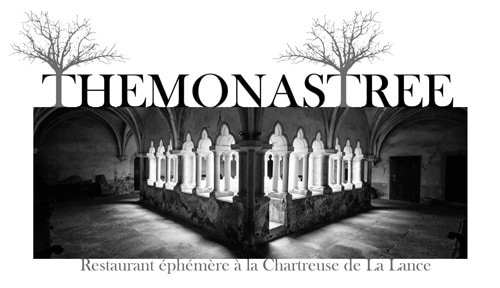 THEMONASTREE - un restaurant éphémère