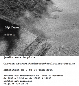 """Exposition """"Le loup rôde dans le cloître"""" à la chARTreuse"""