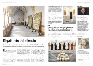 Jorge Canete - El Mundo - El Gabinete Del Siencio