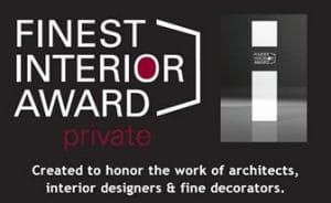 Logo Finest Interior Award private