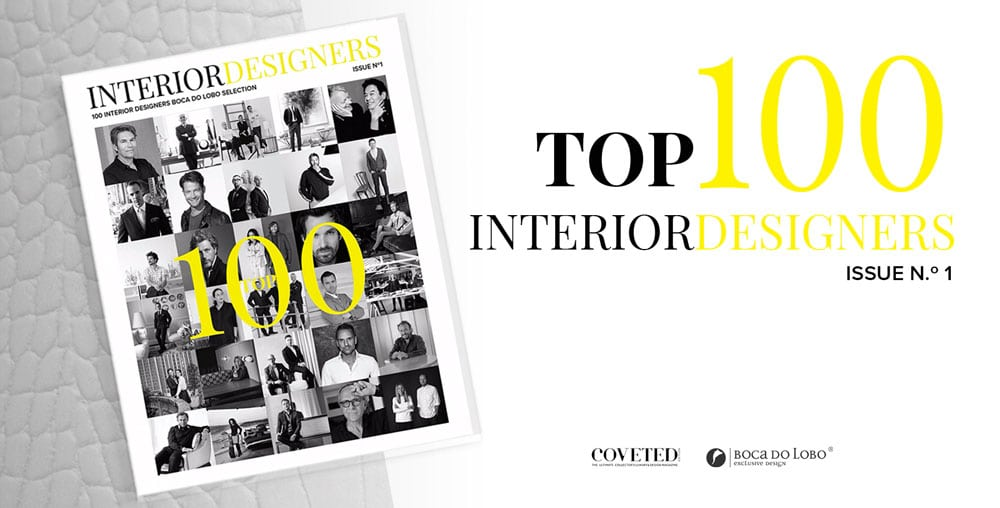 Interior Designed Awarded amongst top 100 interior designers
