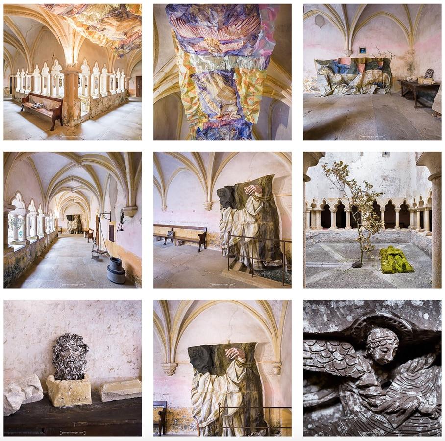 Voyage onirique à la chARTreuse, exposition de Marie Ducaté.