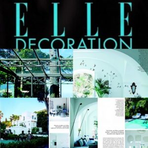 ELLE Decoration UK and the Dolce Vita