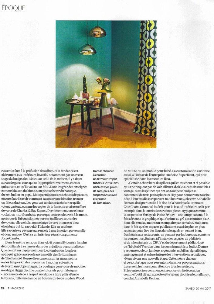 """Le Magazine """"T"""" du Temps - page 68"""