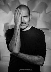Portrait Jorge Cañete